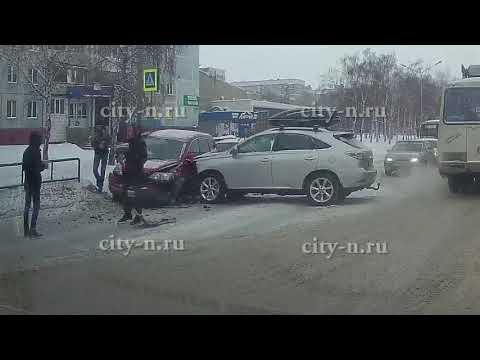 Авария в Кузнецком районе Новокузнецка