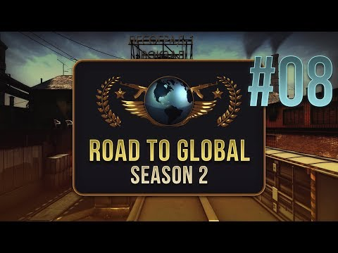 HE ACTUALLY LEFT! - CS:GO Road to Global Season 2 Episode 8