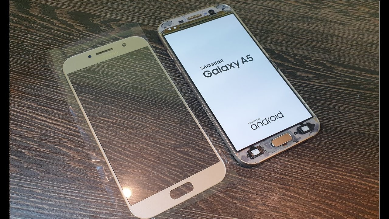 Galaxy A5 2017 Gl Only Replacement