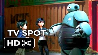 Big Hero 6 TV SPOT - Baymax's Ocean Tips (2014) - Disney Animation Movie HD