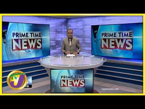 Jamaica's News Headlines   TVJ News - Oct 1 2021