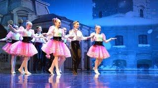 """Caro Dance Mini -""""Copelia"""" kl 6  chor. Elzavieta Gorelikowa"""