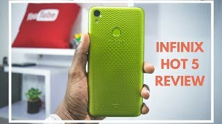 Infinix Hot 5 Review: One of the most affordable phones in the market right now, but is it worth it?