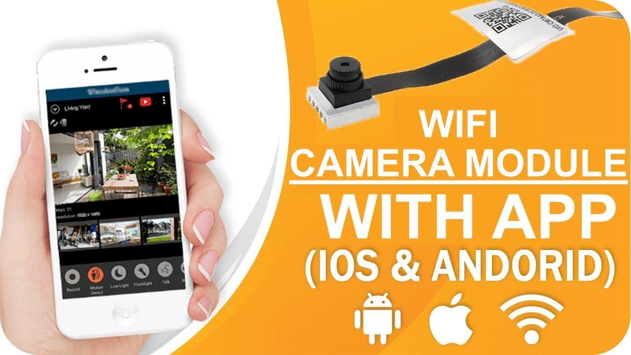 Mini Camera Module 1080P HD