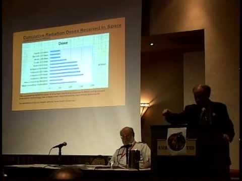 VASIMR Debate/The VASIMR Hoax - Dr. Robert Zubrin - 14th International Mars Society Convention