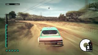 Dirt 3 PC Gameplay Highest Setting Graphics Video 1080P FULL HD
