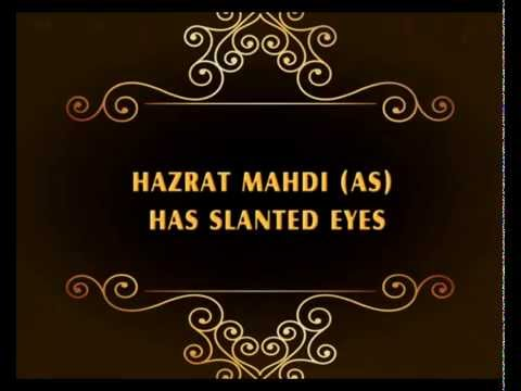 CHARACTERISTICS OF HAZRAT MAHDI'S (AS) FACE, DESCRIBED IN THE MOST AMAZING DETAIL