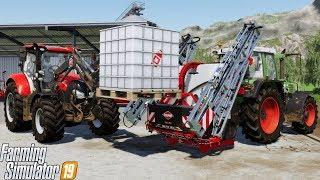 """Od Zera Do Milionera"" #10 Farming Simulator 19Naprawa John Deere & Opryski na Chwasty!"