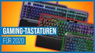 Die besten Gaming-Tastaturen 2020 im Test / Review