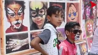 التحرير| زحام في حديقة الحيوان ثاني أيام عيد الفطر
