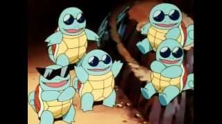Here Comes the Squirtle Squad! Full Episode Edited