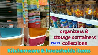 Kitchenwares products/multi purpose baskets and storage boxes collections in padi saravana