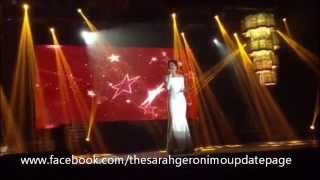 sarah geronimo maybe this time 45th gmmsf box office entertainment awards 2014