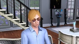 Mark Hollis in the Sims!! (Living in Another World)!!