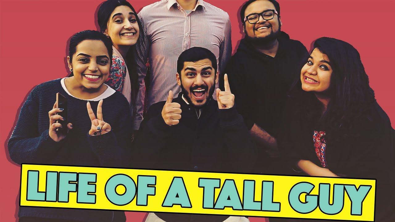 Life of a Tall Guy | MangoBaaz