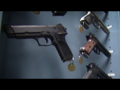 Getting illegal guns off New York City's streets