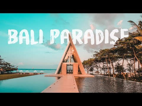 A Week Enjoying The Conrad LUXURY Resort In Bali