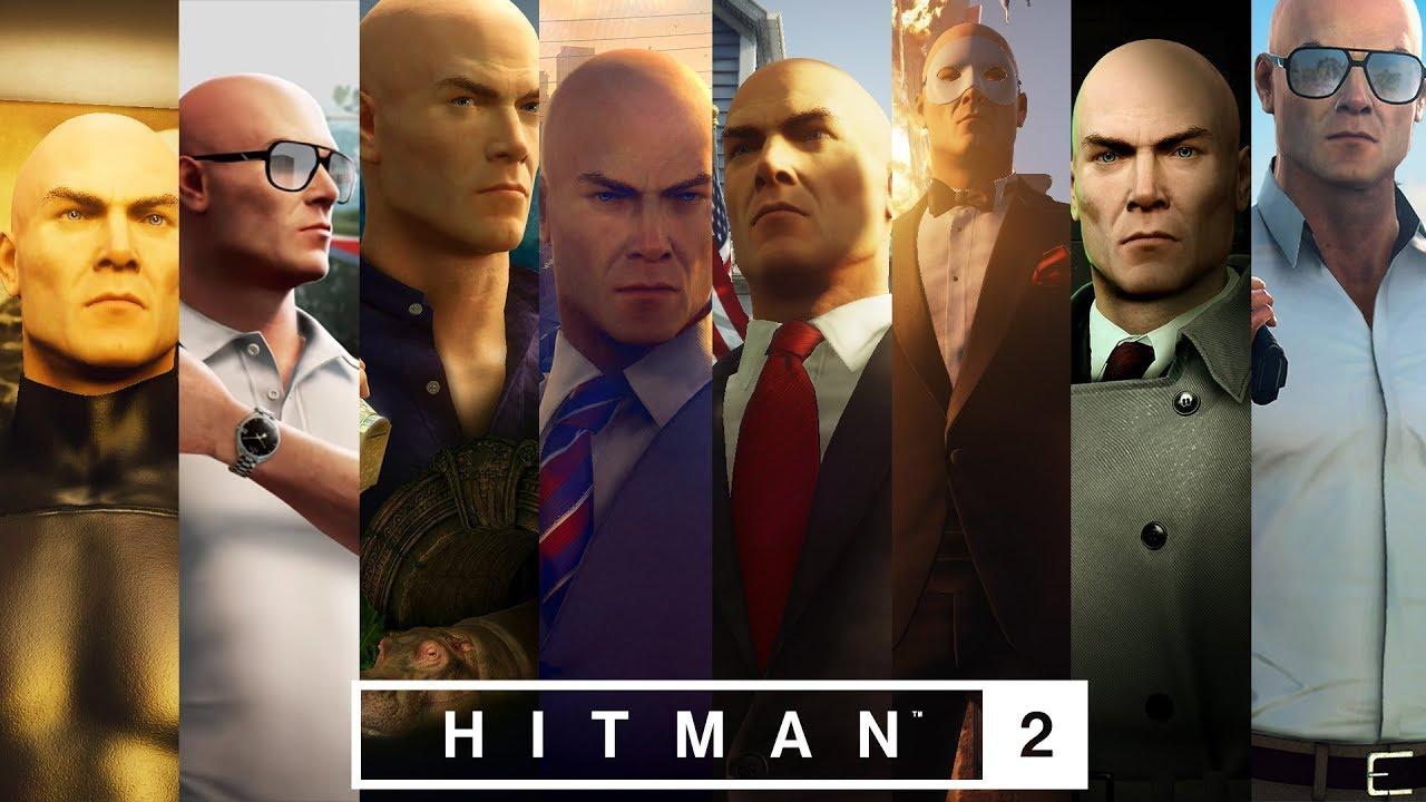 Hitman 2 All Missions Cinematics On Master Silent Assassin