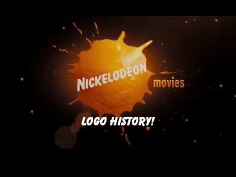 nickelodeon movies logo history youtube