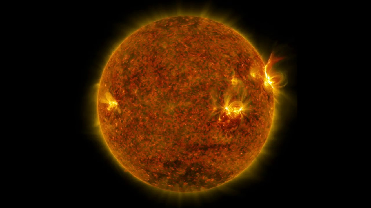 solar flares today nasa warning - photo #26