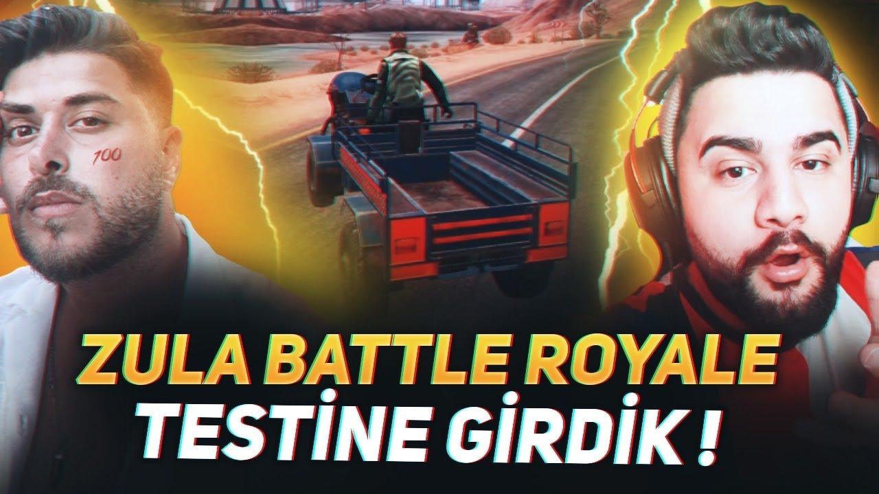 Download ZULA BATTLE ROYALE TESTİNE GİRDİK! GROWE'Yİ KIŞKIRTTIM !! ZULA !