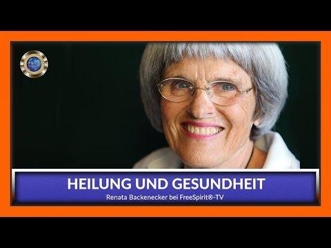 Heilung und Gesundheit / Renata Backenecker bei Free Spirit®-TV