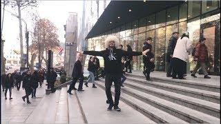 Чеченская Лезгинка Аида Аида В Центре Тбилиси Ловзар 2019 Сhechen Dance ALISHKA