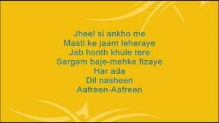 Aisa kabhi hua nahi - Yeh Vada Raha - Full Karaoke