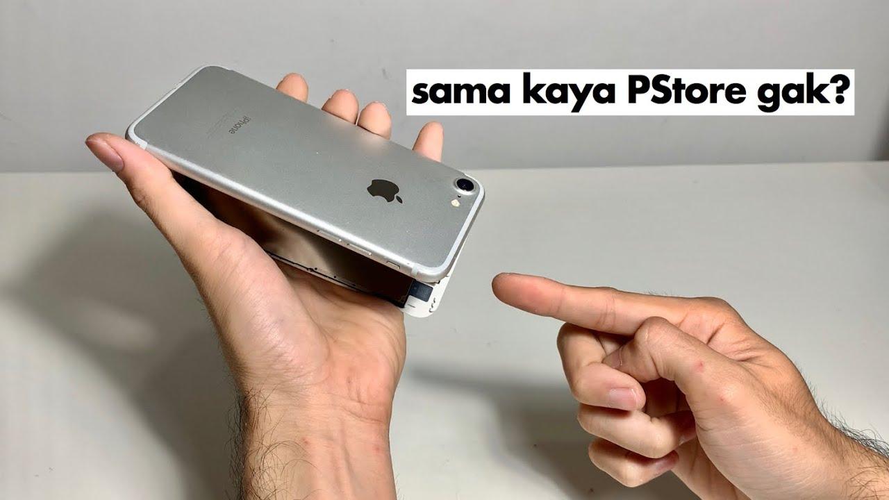 Bongkar iPhone dari AHHA Gadget...