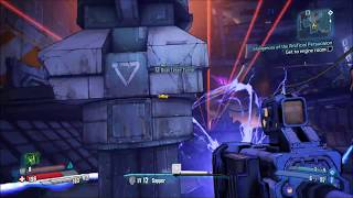 Borderlands Pre Sequel. The First Playthrough with Fragtrap, Part 10.