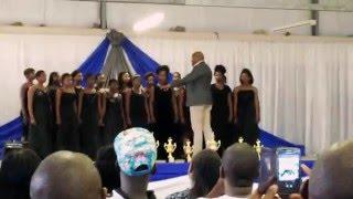 Western Chorale Choir - Mama Wami