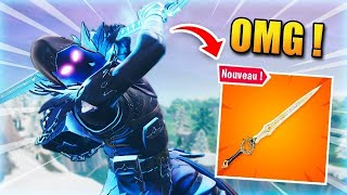 O [Infinity Blade] é muito [Cheat] no Fortnite Battle Royal!?