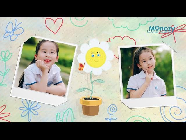 Chụp ảnh ngoại cảnh cho bé tại Hà Nội