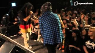 [LIVE CLIP] SpeakShow Vol.13 Fresh Hiphop Ⅱ 11. KID ASH X G2 - Space Ninja