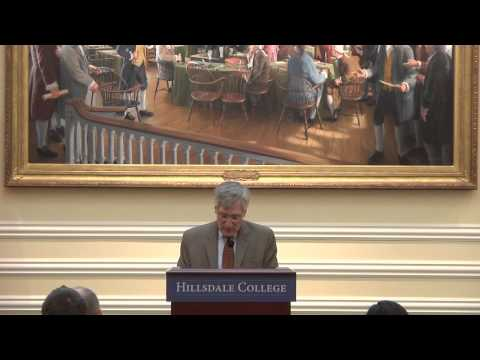 Consequences of an Idea: The Social Cost of Redefining Marriage - Robert P. George (HD)