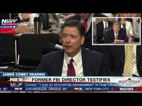 BREAKING: James Comey Admits Having Friend LEAK MEMO To New York Times (FNN)