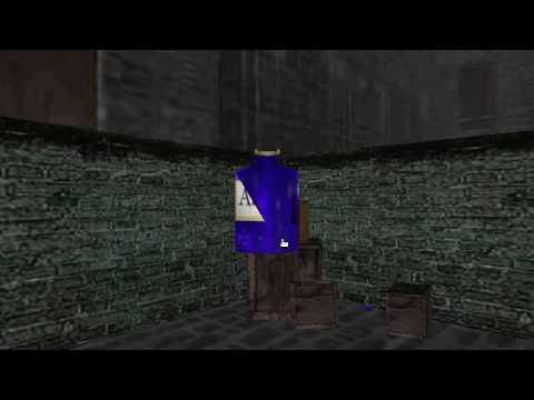 VRML: Ripper - A Mystery. Part 1:The Streets of Whitechapel