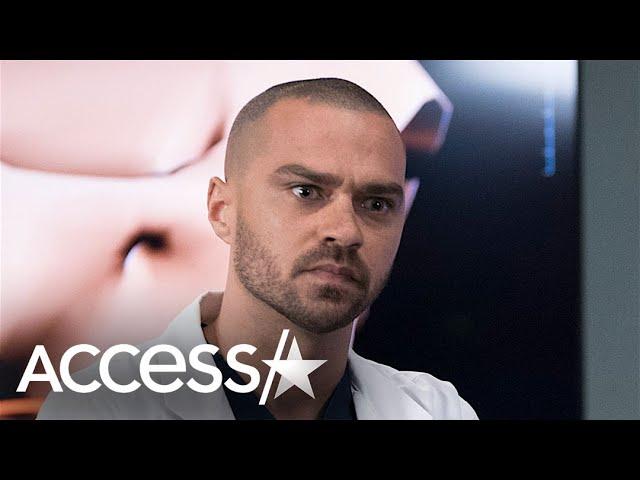 'Grey's Anatomy' Fan Favorite Jesse Williams Leaving After 11 Years