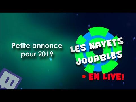 Les Navets Jouables - Petite annonce pour 2019