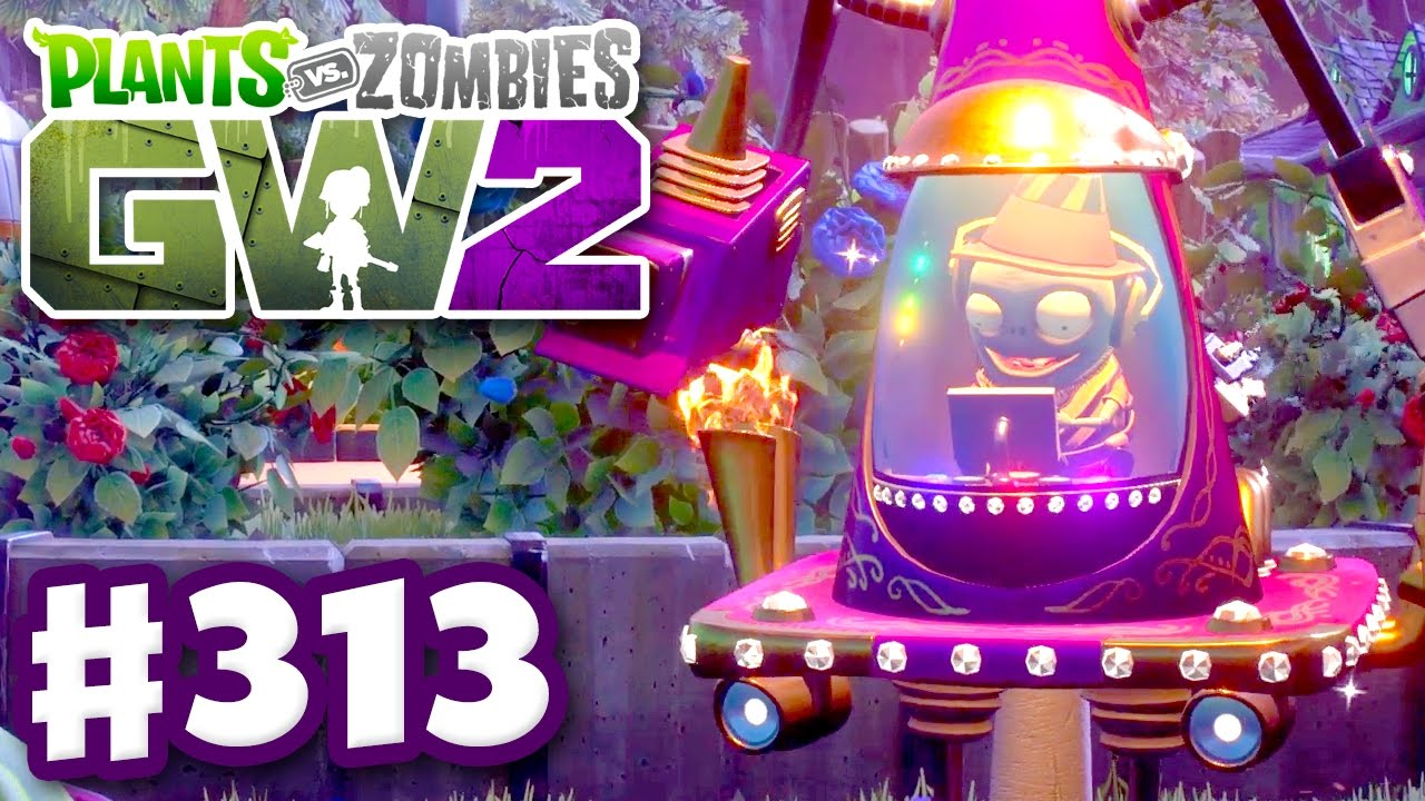 Bling Pylon Call Plants Vs Zombies Garden Warfare 2 Gameplay Part 313 Pc Youtube