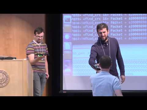 GRCon16 - Drone Hijacking and Other IoT Hacking, Alexander Chemeris
