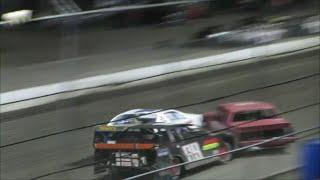 Racing | Hobby Stocks | Crash | Volusia Speedway Park |  10-11-14
