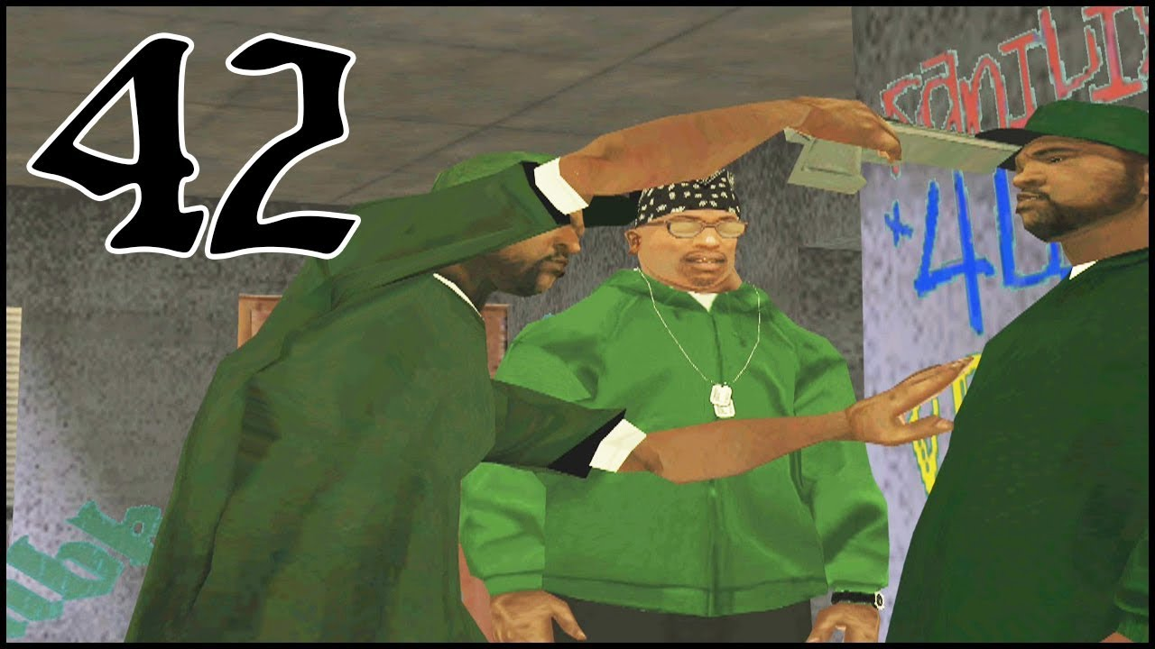 Getting Back To That GANG ACTIVITY! (GTA San Andreas Pt.42)