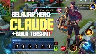 Belajar Hero Claude+Build Tersakit 2020