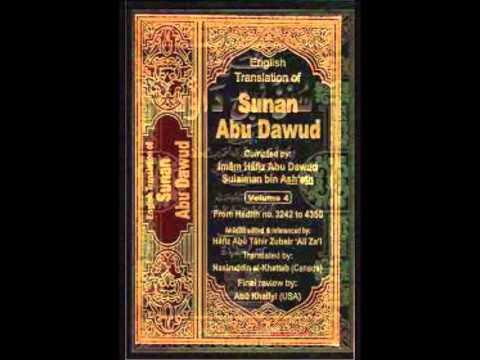 Sunan Abu Dawud  Sh/ Hassen Abdallah  part 19
