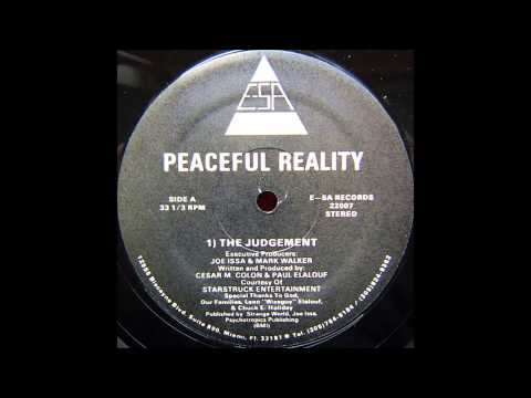 PEACEFUL REALITY -  THE JUDGEMENT (1992)