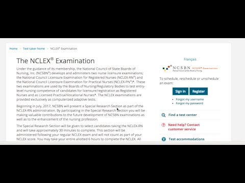 How to: Pearson Vue Trick NCLEX RN 2017 (2019 UPDATED)