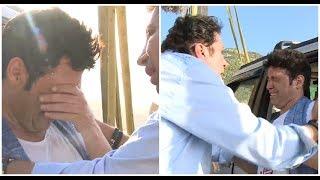 سعد الصغير يبكي بسبب مقلب هاني رمزي: