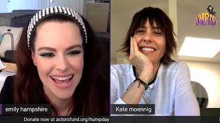 #HumpdaywithHampshire Episode 3: Jeffrey East, Kate Moennig, Michelle Visage, and Ross Matthews
