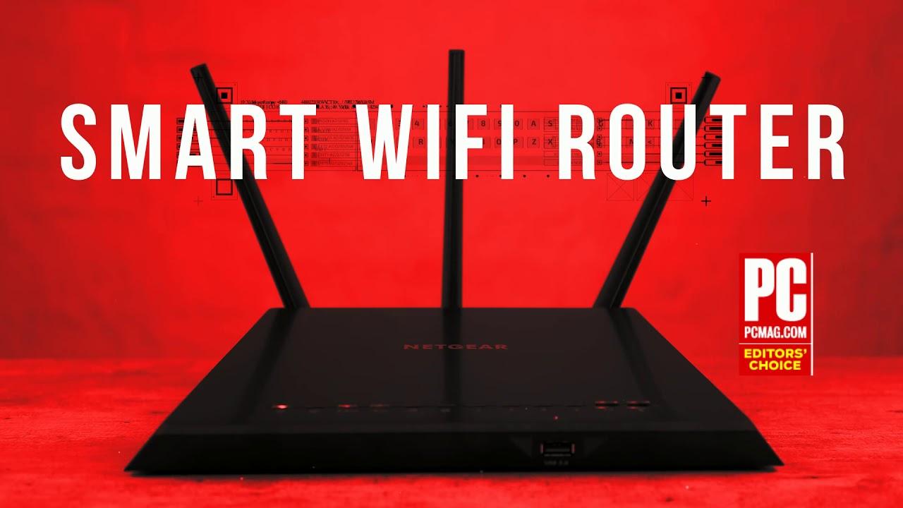 Netgear Nighthawk R9000 X10 AD7200 Quad-Stream MU-MIMO Smart WiFi Router